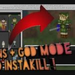 MCPE 1.15 ALL UNLOCKED APK DOWNLOAD 4D SKINS, GOD MODE, INSTAKILL, EMOTES AND MORE AbisGamer