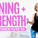 TONING + STRENGTH Workout for Women over 50 ⚡️ Pahla B Fitness