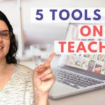 5 ONLINE TEACHING TOOLS FOR COLLEGE PROFESSORS Kahoot, Loom, More
