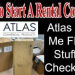 Atlas Sent Me FREE Stuff To Check Out – Start A Party Rental Company