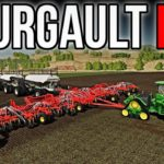 BOURGAULT DLC SHOWCASE HACKS FARMING SIMULATOR 19