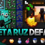 Beta Ruz Default 16x MCPE PvP Texture Pack (FPS Friendly)