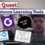Bonus Quest – Simple Distance Learning Tools