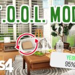 COUCH PILLOWS MORE – T.O.O.L. MOD TUTORIAL The Sims 4