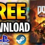 Doom Eternal Free Download ✅ PC STEAM PS4 XBOX 🔥 Doom Eternal FREE Key Code