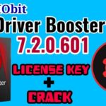 Driver Booster 7.2 PRO + Crack (Serial Key) 2020