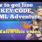 FREE CD-KEY CODE in Mobile legend adventure
