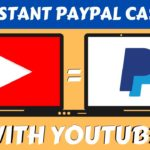 How To Make Instant PayPal Cash With Youtube (Make Money Online)