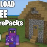 How to Download FREE TexturePacksResourcePacks on Minecraft XboxOne Tutorial (New Method)