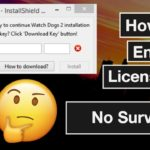 How to Enter License Keys in Watch Dogs 2 Download License Keys For any Game Without Survey 2020