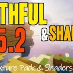 How to get Faithful shaders in Minecraft 1.15.2 – download install Faithful 1.15.2 shaders