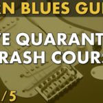 Live Quarantine Lessons – Blues Guitar Day 3 Lead Playing