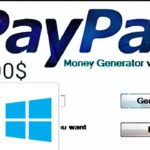 ✅ NEW 2020 BEST PAYPAL ADDER ✅ GENERATOR MONEY 100 WORKING MACWINDOWS WORKS