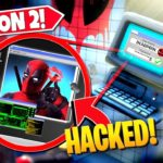 NEW HACKING SEASON 2 DEADPOOLS COMPUTER BY USING SECRET ACCOUNT LOGINS (EASTER EGG)