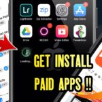 NEW UPDATE GET INSTALL PAID APPS How To Download Games Hack Paid Apps IOS 13 ( No Jailbreak )