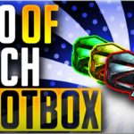 Opening 100 of ALL 3 LOOT BOXES Ark Genesis