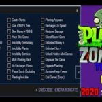 Plants Vs Zombies Training Multi-Hack Tool For PC 2020 100 Working (Avaible for pvz GOTY only)