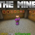 The Mine Minecraft Meets Mindustry Bedrock Edition Map WDownload