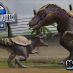 A MORE DANGEROUS HYBRID Jurassic World – The Game – Ep 442 HD