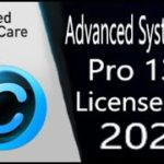 Advanced Systemcare 13.4 Pro License Key 2020 Free