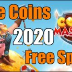 Coin master free coins and spins 2020 new