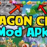 DRAGON CITY MOD APK V9.13.1 APRIL 2020 (UNLIMITED GEMS COINS,ALL DRAGONS UNLOCKED)
