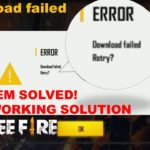 Download Failed Problem on Free Fire Solved 100 Working Proof RDIam