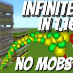 How to Build a Minecraft XP Farm in Minecraft 1.16: Infinite Xp Bank with NO MOBS (No Zero Tick)