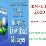 IDM FREE DOWNLOAD 2020 LATEST VERSION 6.37 UNLIMITED EDITION -100 FREE