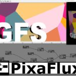 PixaFlux — Unique, Powerful and Free Graphic Tool