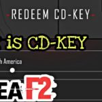 What is cd key in area f2
