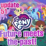 free 30 gems 💎Uptade 51 review Gameloft my little pony game