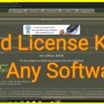 how to get license key for any software license key for installed software activation key