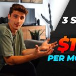 3 Steps To 10,000 Per Month SMMA