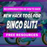 Bingo Blitz Free Coins and Credits Hack New Cheats Tool