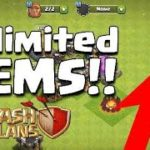 Clash Of Clans Hack Unlimited Gems How to get unlimited coc gems Clashofclaneshack