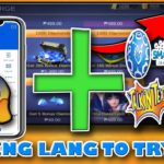 FREE LOAD 2020 SMART,SUN,TNT,GLOBE,TM l FREE DIAMOND MOBILE LEGEND SA BAGONG WEBSITE (LEGIT)