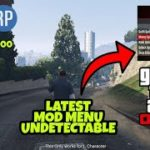 GTA 5ONLINE Free Mod Menu 1.5 Terror No BAN Unlimited Money + RP