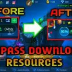 HOW TO BYPASS DOWNLOAD RESOURCES IN MOBILE LEGENDS
