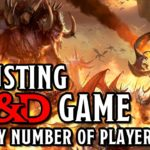 How to Adjust a DD Game for Any Number of Players