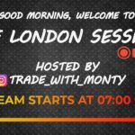 LIVE Forex Trading – LONDON, Tue, May, 26th (Free Education)