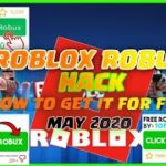 ROBLOX HACK 😮 HOW TO GET FREE ROBUX (MAY2020)✅AndroidIOSPCXBOXPS4