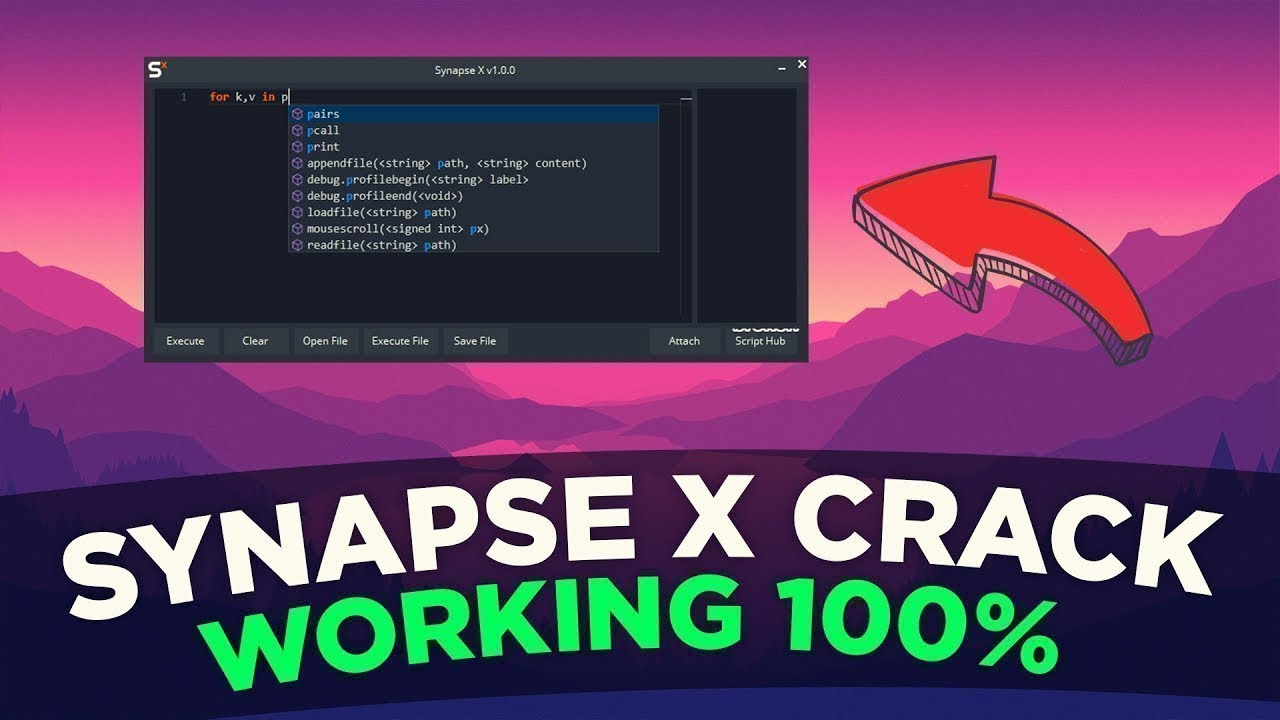 Synapses Hack Roblox Synapse X Cracked Free Download 2020 Synapse X Exploit Roblox Exploit Scripts
