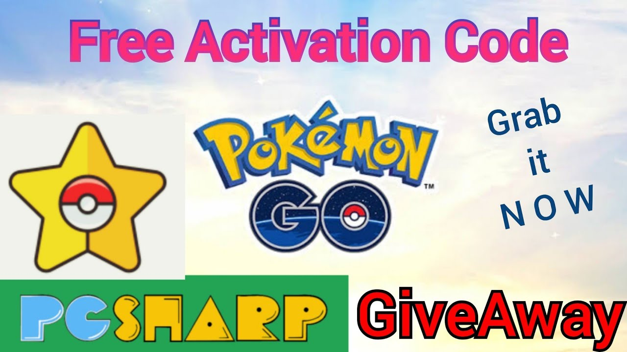 Winner of Giveaway 2 Free PGSharp Activation Code M S ...
