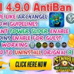 8 Ball 4.9.0 AntiBan Mod 🤪 7 Features Included 🤩 Get it Free By Following Video Rules 🥰