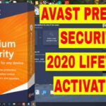 Avast Premium Security 2020 LifeTime Activation License Key (100 Legal)