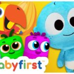 Baby Shark Baby Songs Toddler Learning Video Words Baby Learning First Words Baby First TV