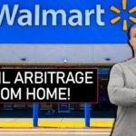 Buying Walmart Retail Arbitrage Deals from My Couch Using Brickseek