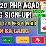 Free Load App – Get Free 20php Load Pag Sign Up – Libreng Load App to All Network