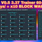 Growtopia Trainer 3.37 Jirinx V0.5 CHEAT 60+ HACK 64 BIT HAX with HOTKEYS CASINO HACK IS NOT REAL